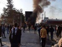 Süleymaniye'deki gösterilerde biri Peşmerge 5 kişi hayatını kaybetti