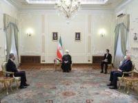 Ruhani: Azerbaycan'ın kurtardığı alanların yeniden inşasına katılmaya hazırız