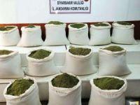 4 ilde yapılan uyuşturucu operasyonunda yarım ton uyuşturucu ele geçirildi