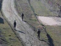Sınırı geçmeye çalışan PKK'lı yakalandı