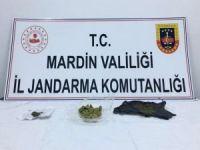 Mardin'de uyuşturucu operasyonlarında 5 şüpheli gözaltına alındı