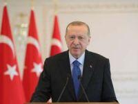 """Cumhurbaşkanı Erdoğan'dan Ermenistan'a """"ateşkes"""" uyarısı"""