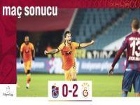 Cim bom Trabzon'da altın buldu: 0-2