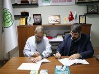 """Umut Kervanı Filistin'de """"Zeytin Ağacı Vakfiyesi Projesi"""" başlattı"""