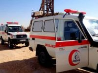 Cezayir'de kamyonet devrildi: 20 ölü