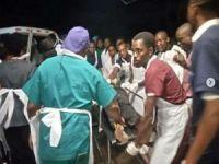 Tanzanya'da tren kazasında yolculardan 3'ü öldü 66'sı yaralandı