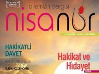Nisanur Dergisi Ocak sayısı çıktı