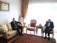 Cumhurbaşkanı Erdoğan'dan Saadet Partili Asiltürk'ü ziyaret