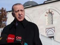 """Cumhurbaşkanı Erdoğan: """"Başörtüsüne karşı çıkanlar Anayasa'dan habersiz"""""""
