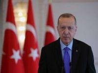 """Erdoğan: """"TÜRKSAT 5A'yla uzay haklarımızı 30 yıl boyunca garanti altına alıyoruz"""""""