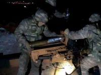 Ağrı'da Eren-1 Tendürek Operasyonu başlatıldı