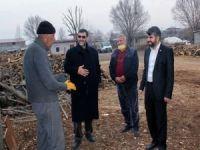 """HÜDA PAR Diyarbakır İl Başkanı Dinç: """"Oduncular Pazarı'nın sorunları giderilmeli"""""""