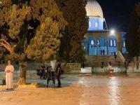 El-Kisvani: Siyonist işgal rejimi kutsal Kudüs şehrine yönelik sinsi planlar yürütüyor