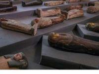 Mısır'da tarihe ışık tutacak 2 bin 500 yıllık arkeolojik keşif