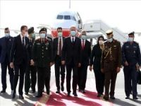 Milli Savunma Bakanı Akar Irak'ta