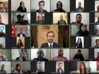 """İletişim Başkanı Altun: """"Dijital faşizm ve sömürgeciliğe karşı mücadele ediyoruz"""""""