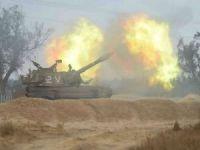 Siyonist işgal rejimi Gazze'ye saldırdı