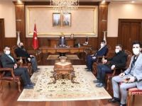 HÜDA PAR İl Başkanı Yavuz Kocaeli Valisini ziyaret etti