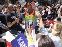 Cinsel sapkın destekçisi ABD başkan yardımcısı Kamala Harris