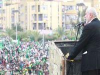 HAMAS: Mukaddes Filistin topraklarından taviz vermeyeceğiz
