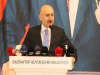 Bakan Karaismailoğlu: Raylı sistem araçlarını Türkiye'de üretmeyi hedefliyoruz