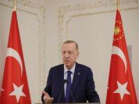Cumhurbaşkanı Erdoğan yüksek faiz oranlarını eleştirdi