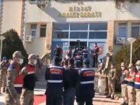 Uyuşturucu operasyonunda gözaltına alınan 9 şüpheli tutuklandı
