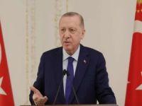 Cumhurbaşkanı Erdoğan canlı bağlantıyla barajların açılışında konuştu