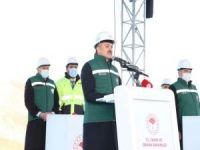 Bakan Pakdemirli Diyarbakır'da baraj ile sulama tesisinin açılışını yaptı
