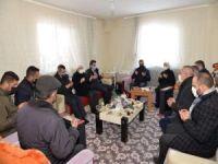 Malatya depreminde hayatını kaybedenler için Kur'an-ı Kerim okundu