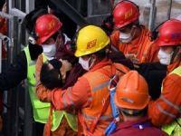Çin'deki madenden 10 kişinin cesedine ulaşıldı
