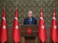 Cumhurbaşkanı Erdoğan: Dünyanın en gelişmiş ülkelerinde aşı sıkıntısı var