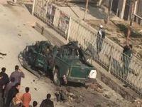 Kabil'deki patlamada 2 Afgan polisi öldü