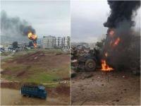 MSB: PKK/YPG Afrin'de sivilleri hedef aldı: 5 ölü 22 yaralı