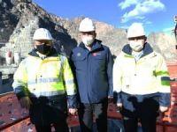 Bakan Karaismailoğlu: Yaz itibariyle tünellerdeki bütün işlerimiz bitmiş olacak