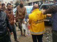 Azez ve El-Bab'da bombalı saldırı: 10 ölü 20'den fazla yaralı