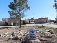 Şeyh Davut türbesinden geriye mezar taşı kaldı