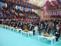 AK Parti dört ilde kongre düzenledi