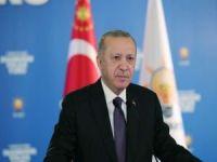 Cumhurbaşkanı Erdoğan: Tüm grupları yeni anayasa çalışmalarının içinde görmek istiyoruz