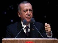 """Erdoğan: """"Bu yol haritası küresel uzay yarışında ülkemizi üst liglere taşıyacak"""""""
