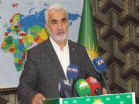 Yapıcıoğlu: Yeni anayasada Kürt meselesi konusunda çözüm iradesi ortaya konmalı