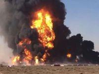 Afganistan Herat Gümrük Müdürlüğünde büyük yangın