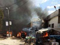 Afrin'de bombalı saldırı: Bir ölü 4 yaralı
