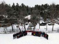 Medya mensupları kış eğitiminde buluştu