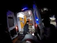 Afrin'e füzeli saldırı: 13 yaralı