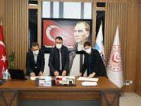 İŞKUR Batman'da 120 kişiye meslek kursu açılması için protokol imzaladı