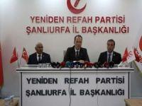 Fatih Erbakan: Türkiye'de halkın asıl gündemi ekonomik sıkıntılardır