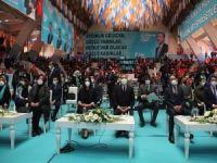 AK Parti Adana 6'ıncı Olağan Kongresi yapıldı