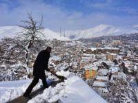 Bitlis, Van, Muş ve Hakkari'de 612 yerleşim birimine ulaşım sağlanamıyor