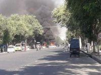 Afganistan'da bomba yüklü araç patladı: 8 ölü 33 yaralı